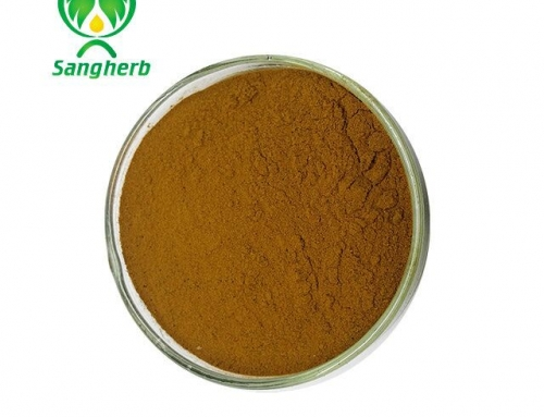 Hawthorn fruit powder