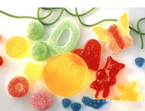 Application of malic acid in the food industry